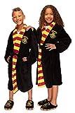 HARRY POTTER Albornoz/Bata para niños Hogwarts Crest