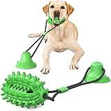 TruuMe Juguetes para Perros, Multifunction Pet Molar Bite Toy, Juguete Molar para Perros Hecho de Goma Termoplástica, Limpieza de Dientes con Función de Cuidado Dental para Perro(Perro pequeño)