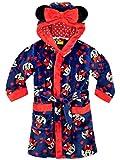 Disney Bata para niñas Minnie Mouse Azul 5-6 Años