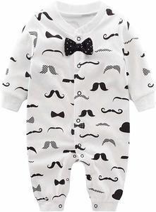 pijama bigote bebe