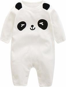pijama bebe oso panda