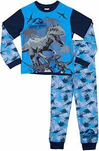 pijama jurassic world