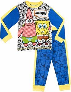 pijama bob esponja