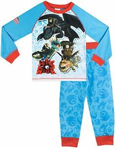 pijama como entrenar a tu dragón
