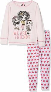 pijama niña guapa