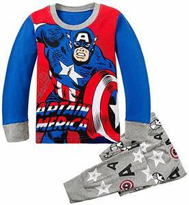 pijama capitán america