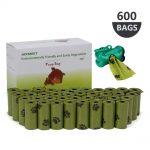 Bolsas Biodegradables para Excrementos