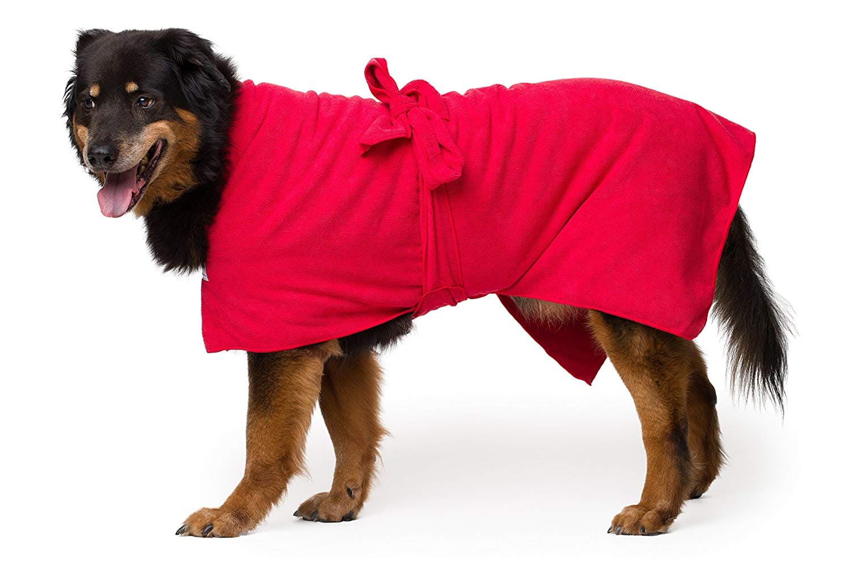 Toalla de perro
