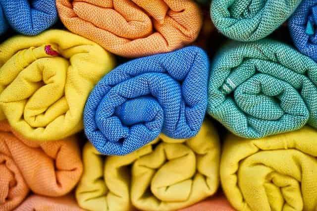 Colores más bonitos para batas y albornoces