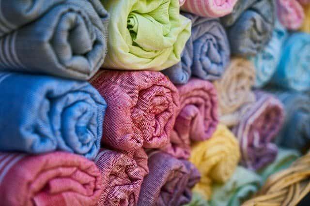 Tipos de telas para albornoces o batas